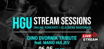 Novi HGU stream sessions!