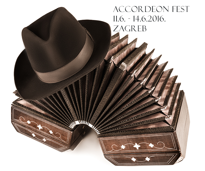 Accordeon Fest u Zagrebu!